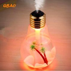 Bulb air humidifier,three colors to choose,golden,silver,and none. It has seven different color light,very beautiful. Suitable for baby ,computer users,office workers and so on. https://www.aliexpress.com/store/product/2016-Newest-Ultrasonic-Humidifier-400ML-USB-DC-5V-7-Colors-Night-Light-Air-Air-Diffuser-Mist/524484_32752198621.html?spm=2114.12010615.0.0.Z8gZXW
