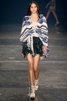 Aira Ferreira - With her bombshell good looks, Aira Ferreira would look right at home on the Victoria's Secret catwalk—but for now, the newcomer is content to turn up on some of São Paolo's best runways.