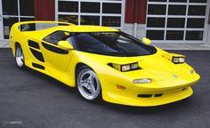 Lastcarnews: Rare Vector M12 For Sale at Cats Exotics