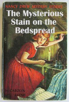 Rejected Nancy Drew Mysteries