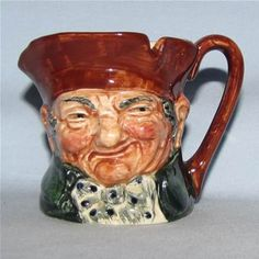 royal doulton character jugs - Bing Images