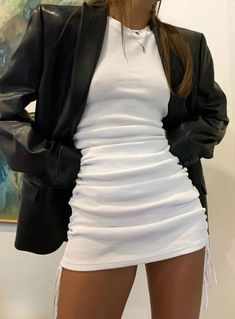 Mode Outfits, Fall Outfits, Summer Outfits, High Fashion Outfits, White Outfits, All White Outfit, Fashion Tips, New Fashion Trends, Dress Summer
