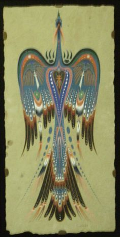 My great-uncle's art Images For > Native American Church Fans