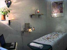 Sala de masaje para Terapeutas Integrales Quilpue - YouTube