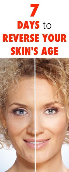 7 Days to Reverse Your Skin's Age