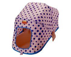Lucky Champ Designer Canopy, Blueberry - http://petproduct.reviewsbrand.com/lucky-champ-designer-canopy-blueberry.html