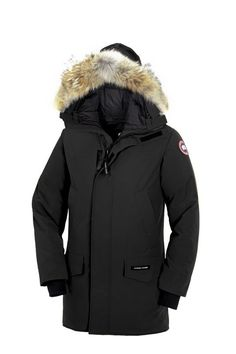 Canada Goose Men Langford Parka Black