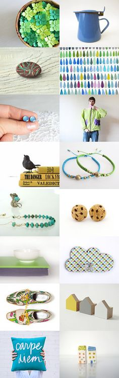 team collaboration by Kamila on Etsy--Pinned with TreasuryPin.com
