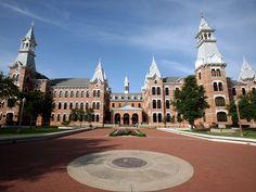 Baylor University Quad by Baylor Photography
