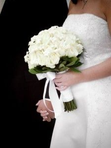 Wedding Flowers Hand Simple Bouquets Flower Photos Diy