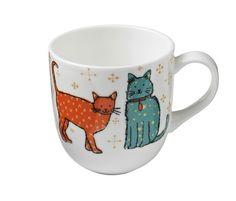 Ulster Weavers Mug Catwalk € 12,95 Mug Cat Walk