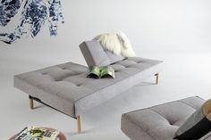 Innovation SPLITBACK sofa is the bestseller of the manufacturer, multifunctional style, deluxe comfort.
