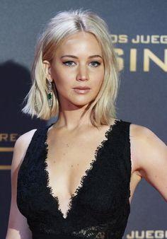 Jennifer Lawrence – 'The Hunger Games: Mockingjay – Part 2' Premiere in Madrid