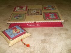 caixa para bijouterias (porta jóias) Subbonet