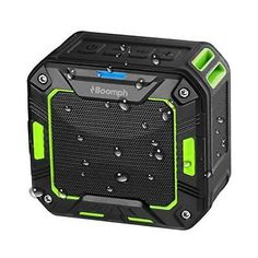 Portable Bluetooth Wireless Speaker for Shower or Outdoor By Boomph. Water (eBay Link)