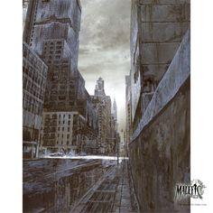Gallery | Malefic Time – Luis Royo & Romulo Royo