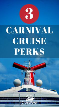 What does Carnival Cruise Line offer that separates them from other cruise lines? Here is a look at three distinct perks that come with booking a cruise on a Carnival cruise ship. Check out these Carnival cruise perks. Cruise Travel, Cruise Vacation, Vacation Deals, Travel Deals, Carnival Cruise Tips, Carnival Inspiration Cruise, How To Book A Cruise, Norwegian Cruise Line, Family Cruise
