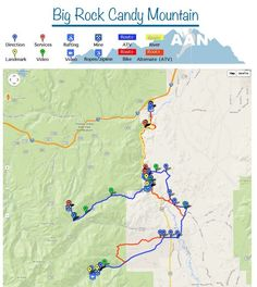 New Blog Post about the Paiute ATV Trail.Read Blog here! #bigrockcandymountain #paiuteatvtrail #atvrentals
