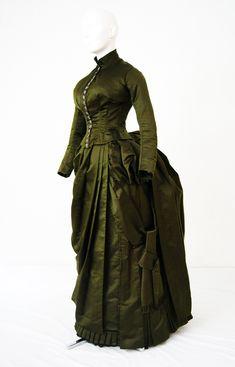 Dress c.1886