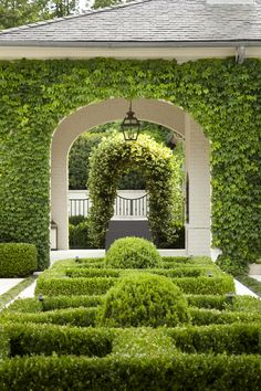 Green Stucture - John Howard design