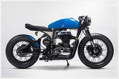 Royal Enfield Cafe Racer by Rajputana - Grease n Gasoline