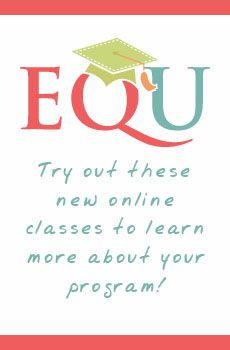 EQU - Try out new classes!