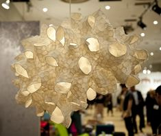 32 Gorgeous Lighting Fixtures Featured At ICFF That We Wish We Came Home To (PHOTOS) | HuffPost