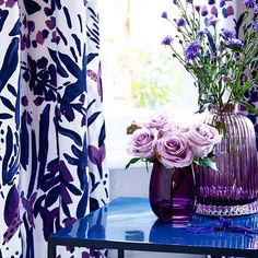 Interior Styling, Interior Design, Color Of The Year, Pantone Color, Surface Pattern, Soft Furnishings, Ultra Violet, Blinds, Architecture Design