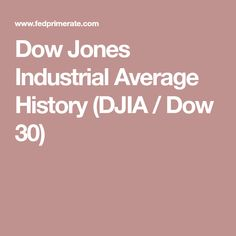 Djia Quote Ytd For Djia Nasdaq And S&p500  Investing  Pinterest  Dow Jones .