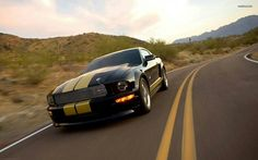 Mustang Shelby GT-H  Hertz edition
