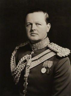 "John Albert William Spencer-Churchill, 10th Duke of Marlborough (Nov 1934); shortly after assuming the title. He was the son of Consuelo Vanderbilt and ""Sunny"" Charles Richard John Spencer-Churchill, 9th Duke of Marlborough."
