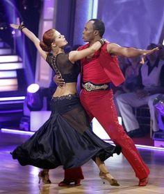 Sugar Ray Leonard Usher Sugar ray leonard dancing