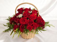 One of the most interesting ways to express your love is by sending a Valentines Day gift basket filled with goodies that he or she will enjoy and love. Gift baskets for Valentine's Day come in a wide variety of sizes, styles and price ranges. Cautiously selected, they can be a perfect valentine gift for the man or woman you love the most.