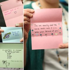 You all are loved! 1000 Love Letters To Strangers Handed Out On Edmonton Streets