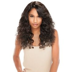 Sensationnel Bare & Natural Brazilian Lace Wig Natural Curly