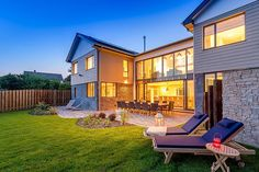 A stunning new-build holiday let within a mile of the beach at Watergate Bay, North Cornwall. Sleeps up to 16 guests in eight bedrooms. North Cornwall, New Builds, Bedrooms, England, Holidays, Mansions, House Styles, Building, Beach