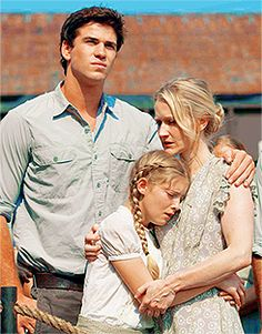 Gotta love Gale for stepping up to take care of a family that wasn't even his.