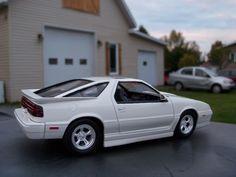 Chrysler Daytona Shelby Z 1988 (maquette)