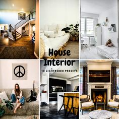 Privacy Settings, Lightroom Presets, Photographers, Interior Decorating, Etsy Shop, Furniture, Instagram, Home Decor