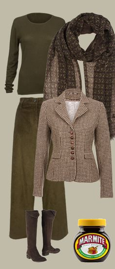 Amy tweed ladies' short fitted jacket by The Rose Online- really rather British clothes with an unusual attention to detail