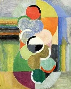 Robert Delaunay - #abstract