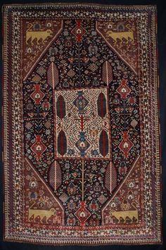 Khamseh/Qashqai, pre1900