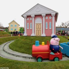59 Dream Holiday With The Kids Ideas Dream Holiday Peppa Pig World Peppa Pig