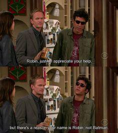 Hahaha Oh Ted...