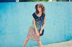 #esprit #dress #womenswear #colors #patterns #summerstyles