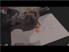 Water Color Painting: How to Paint Sunflowers #art #DIY