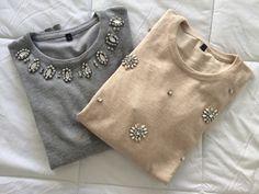 María Cielo: Sweaters livianos Rapsodia