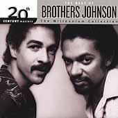 Precision Series Brothers Johnson - 20th Century Masters- The Millennium Collection: The Best of The Brothers Johnson, Grey