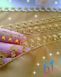 @Regran_ed from @igne_oyasi_61 - 💛💛Hayırlı akşamlarınız olsun instacanlarım..💛💛şifon namaz örtümüze istek üzerine yapılan sıra… Hand Embroidery Patterns Flowers, Embroidery Letters, Hand Embroidery Designs, Flower Patterns, Embroidery Stitches, Printable Chore Cards, Crochet Unique, Saree Tassels Designs, Pink Crib