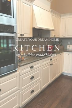 Client Custom Kitchen on a Builder Grade Budget Part 2 - Farm Fresh Vintage Finds